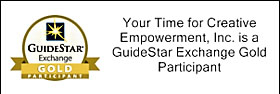 Your Time For Creative Empowerment, Inc. Goldstar (2)